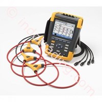 Fluke 434 Series Ii Power Quality Analyser 1