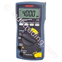 Sanwa Digital Multimeter Cd770 1