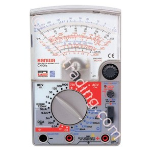 Sanwa Analog Multimeter Cx506a