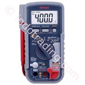Sanwa Digital Multimeter Pc20