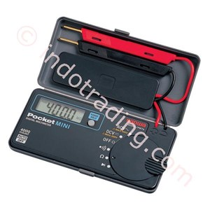 Sanwa Pocket Mini Digital Multimeter Pm7a