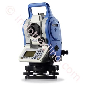 Spectra Focus 6 Total Station