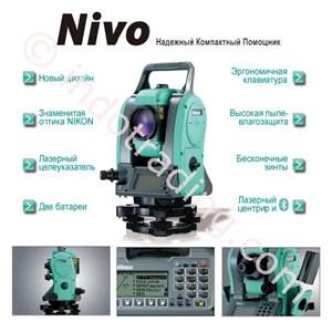 Nikon Nivo M Seri Total Station