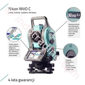Nikon Nivo C Seri Total Station