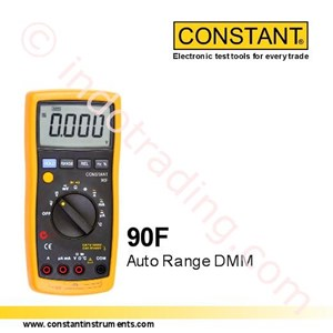 Constant 90F Digital Multimeter
