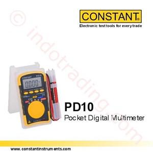 Constant Pocket Digital Multimeter Pd10