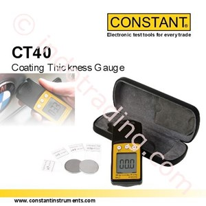 Constant Coating Thickness Gauge Ct40