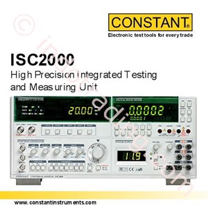 Constant Isc2000 High Precision Integrated Dan Measuring Unit