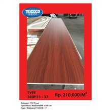 Panel Dinding PVC Texcoco Tipe 140H11 - 37