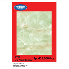 Panel Dinding UV Texcoco Tipe 93143 Green