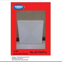 Jual Panel Atap Aluminium Texcoco Acoustic