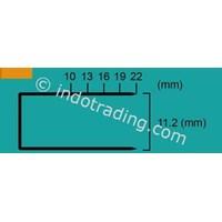 Distributor Alat Paku Tembak Pneumatic Gun Nailer Stapler 1022 (Alat Alat Pertukangan) 3