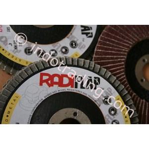 Amplas Flap Disc (Alat Alat Pertukangan)