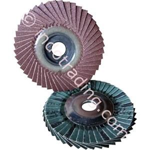 Amplas Nonpad Flap Disc (Alat Alat Pertukangan)