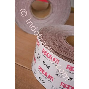Amplas Roll Kain Cloth Backing Meteran Berkualitas (Alat Alat Pertukangan) Abrasives