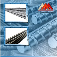 Iron Steel Concrete Screw