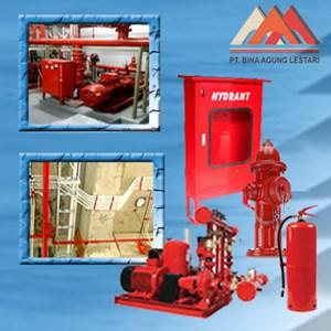 Hydrant-Alat Pemadam Kebakaran Lainnya