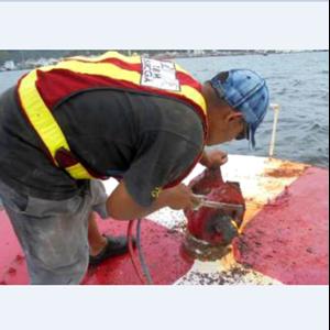 Pekerjaan Penggantian Ring dan Segel Marine di TBBM Sibolga