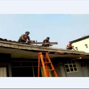 Pekerjaan Perbaikan Rumah PWP di TBBM Sibolga