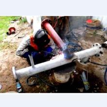 Pekerjaan Modifikasi Pipa Jalur Pertamax di TBBM Sibolga