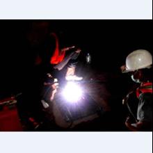 Pekerjaan Pengelasan Tangki Timbun yang Bocor di TBBM Sibolga