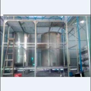 Pekarjaan Pembuatan Tangki Soda di PT. Oleocerm KIM 1 Medan