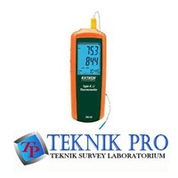 Extech Tm100 - Type K-J Single Input Thermometer 1