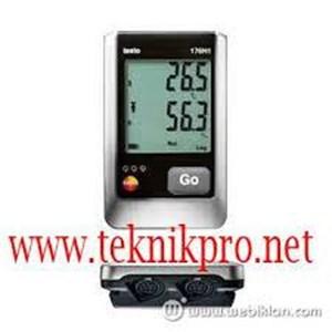 Testo 174H - Mini Data Logger Untuk Suhu Dan Kelembaban