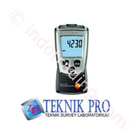 Testo 460 - Compact Optical Rpm Meter 1
