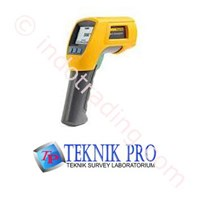 Fluke 568 Infrared And Contact Thermometer 1