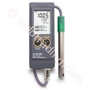 Hi 991.003 Portabel Ph Ph-Mv-Orp Dan Suhu Meter