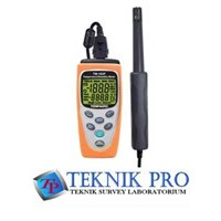 Tenmar Tm-183P Temperatur Kelembaban 1