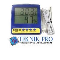 Dekko 642 Thermo-Hygro Meter 1