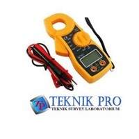 Mt87 Auto Rentang Digital Clamp Multimeter 1