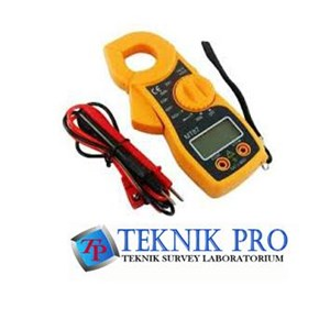 Mt87 Auto Rentang Digital Clamp Multimeter