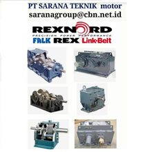 Gearbox Motor Rexnord