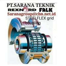 Stelflex Grid Coupling Rexnord FALK COUPLING PT SARANA TEKNIK
