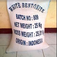 White Bentonite