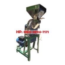 Mesin Disk Mill Stainless - Mesin Penepung Kapasitas 220 Kg