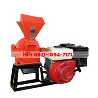Mesin Penepung Gula Semut - Mesin Disk Mill Besi