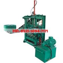 Mesin Batako dan Paving Block Hidrolik Semi Manual