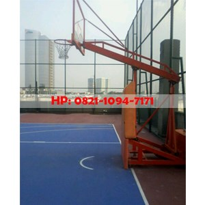 Basketball Hoop Spring System