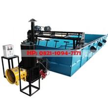 Mesin Pengering Pengaduk Otomatis Kap. 3000-4000 Kg per proses