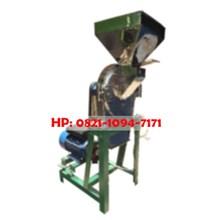 Mesin Penepung Sagu Mesin Disk Mill Stainless Steel