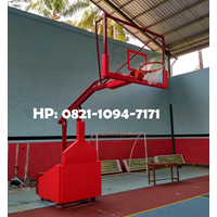 Jual Ring Basket Portable Hidrolik Manual