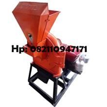 Coconut Shell Charcoal Penepung Machine - Disk Mill Machine