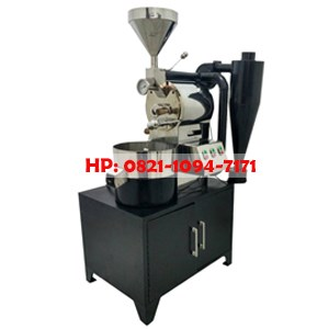 Dari Mesin Sangrai Kopi / Mesin Roaster Kopi Kapasitas 1 kg/proses - Mesin Kopi 0