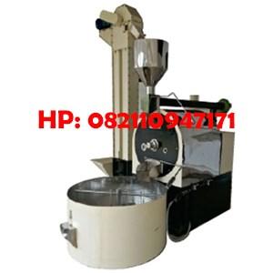 Dari Mesin Sangrai Kopi (Mesin Roaster Kopi Kapasitas 30 - 35 kg/proses) - Mesin Roasting Kopi 0
