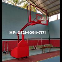 Ring Basket Hidrolik Manual Papan Pantul Akrilik Per 1 / Per 2