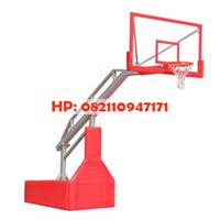 Ring Basket Portable Hidrolik Otomatis Dilengkapi Padding Khusus dan Busa Tebal